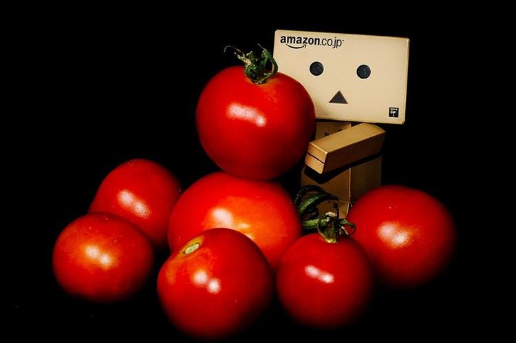 danbo+tomatoes