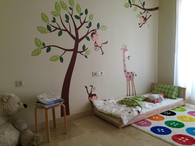 Letto Per Bambini Montessori : Arredi montessori come farli con ikea maternita
