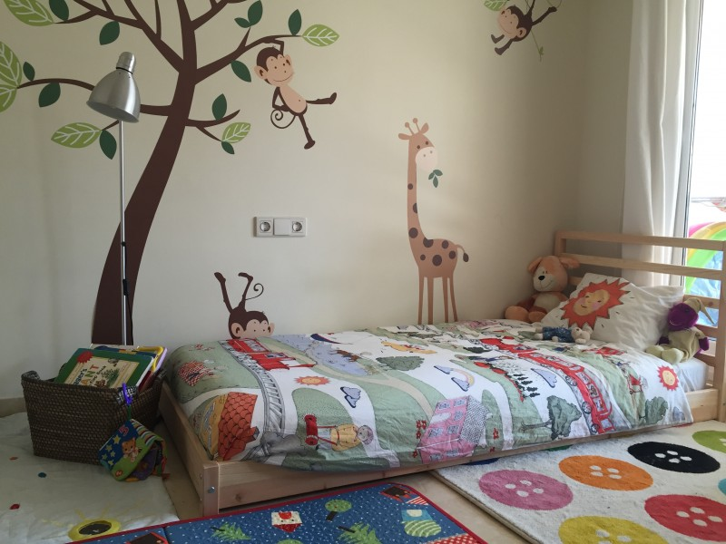 Ikea Montessori Bed Big Boy Version Mums Babies Montessori