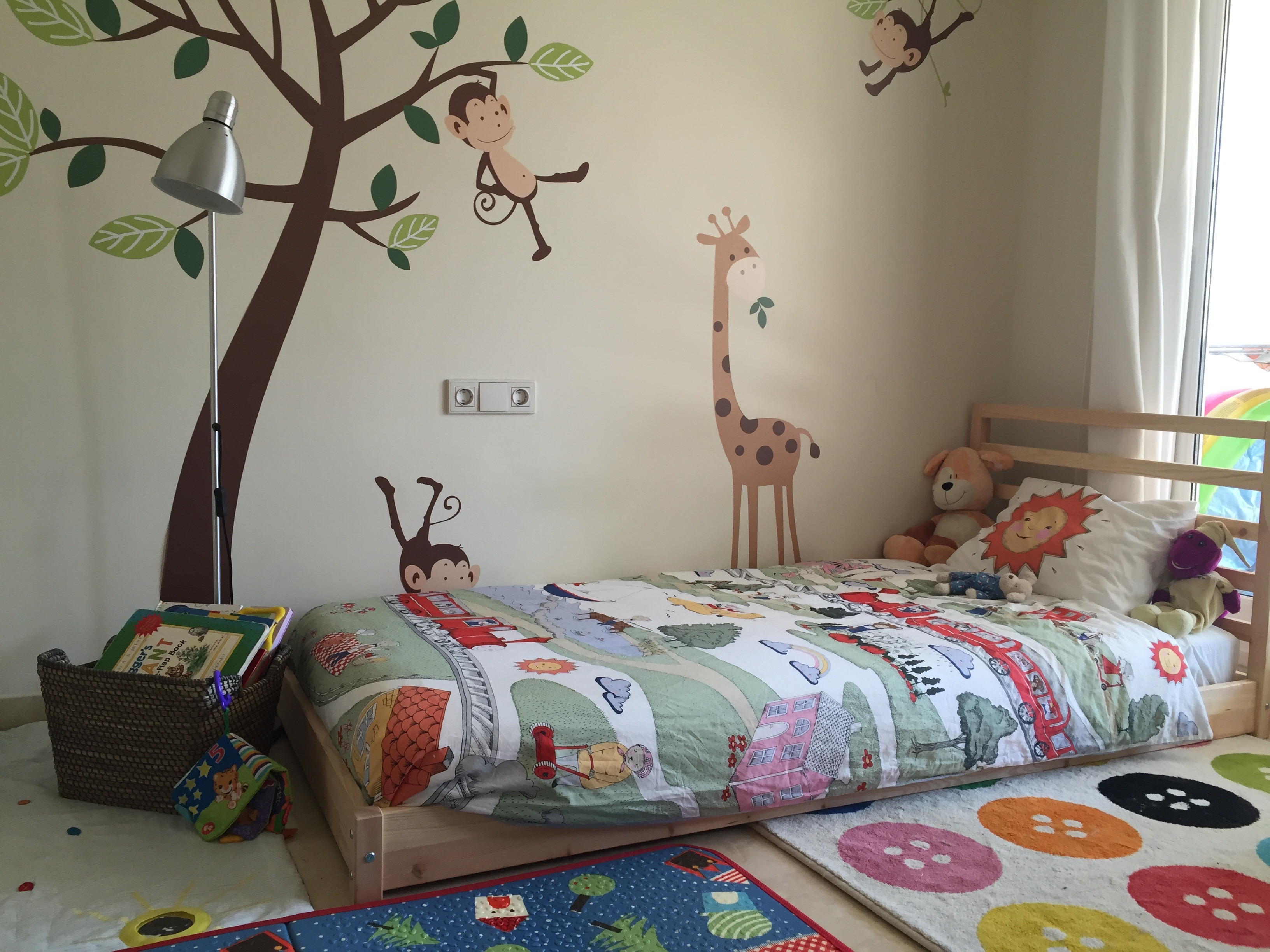 ikea montessori bed big boy version