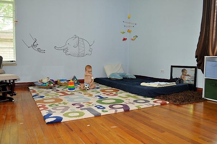 montessori room style