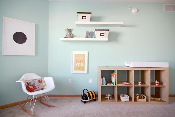 Camerette ispirate a montessori che mi piacciono montessori la tela di carlotta - Camera montessori ...